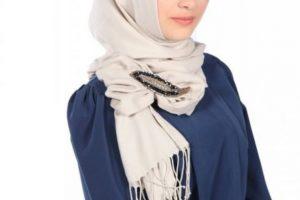 لفات حجاب 2017 تركية وعادية بأجمل لفات حجابات للصيف لإطلالات نهارية رائعة وطرق لف الحجاب