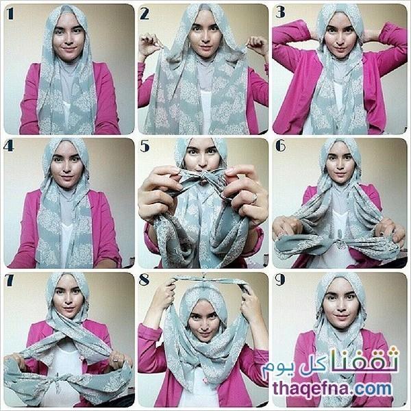 لفات حجاب (4)