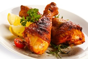 الطريقة الإيطالية في عمل الدجاج مع الخضار