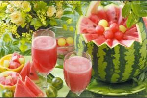 فوائد عصير البطيخ وأهميته للجسم في فصل الصيف