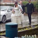 كارثة حقيقية سببتها مصورة في حفل زفاف، لو حدثت معك فماذا ستفعل؟؟