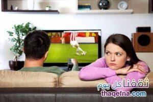 حب الرجل لكرة القدم هل هو مرض نفسي ام طبيعة ذكورية؟!