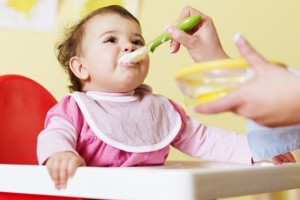 طعام الأرض يسبب الأمراض لطفلك فانتبهي سيدتي !!