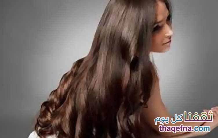 إحصلي على شعر طويل وكثيف مع الثوم وجوز الهند
