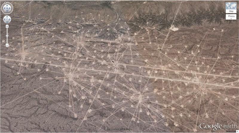 حقول النفط في الأرجنتين