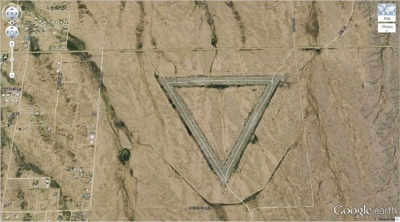 صورة مثلث عملاق