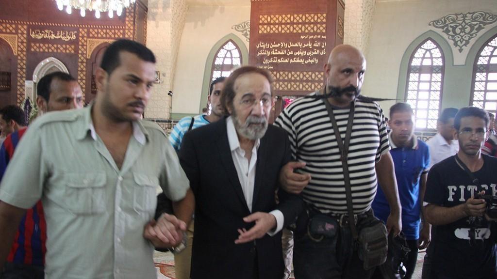Nour el sherif and zizi mostafa - 4 8