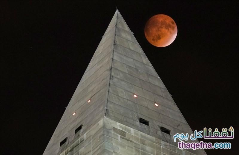 القمر الدموي - القمر العملاق (12)