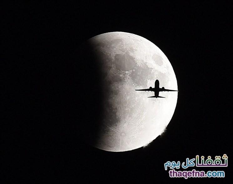 القمر الدموي - القمر العملاق (14)