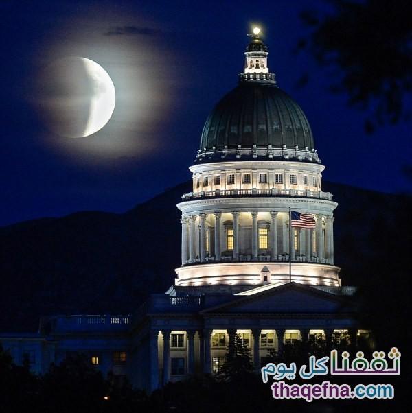 القمر الدموي - القمر العملاق (18)