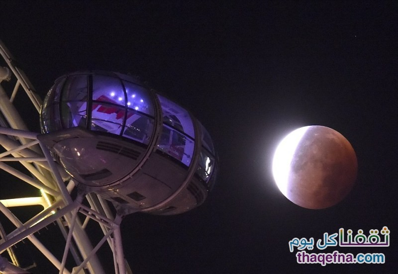 القمر الدموي - القمر العملاق (21)