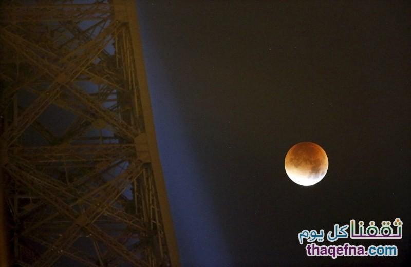 القمر الدموي - القمر العملاق (4)