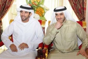 صور مؤثرة عن حياة الشيخ الراحل راشد بن محمد آل مكتوم لم تشاهدها من قبل