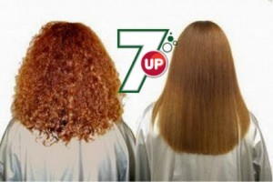 شاهدي بالفيديو أسرع طريقة لتنعيم الشعر بالسفن آب!!