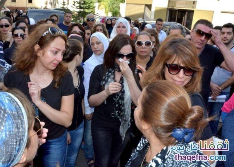 جنازة رندة مرعشلي (4)