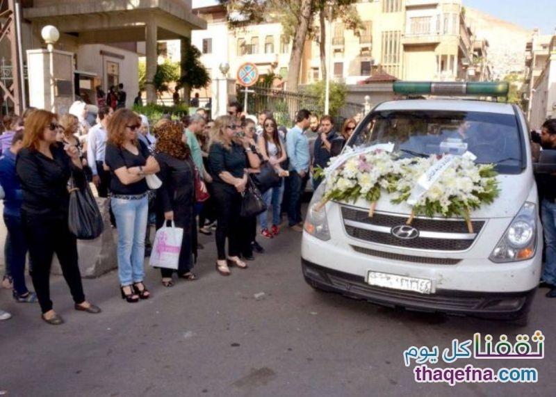 جنازة رندة مرعشلي (5)