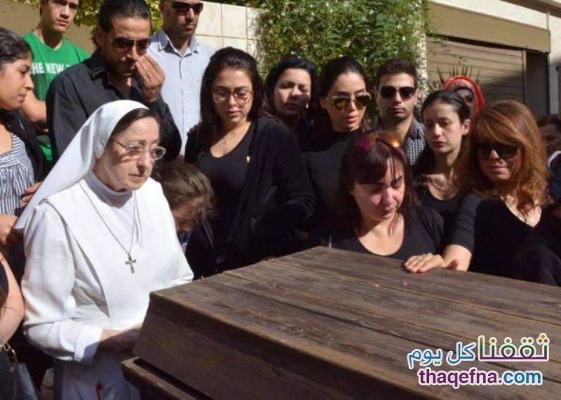 جنازة رندة مرعشلي (9)