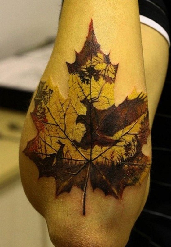 12.-Canadian-Leaf