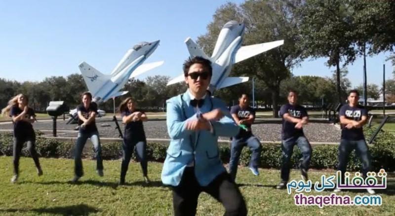 فيديو كوميدي لنسخة ناسا من الأغنية الشهيرة جانجام ستايل NASA Johnson Style!!