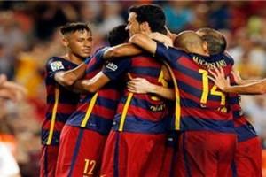برشلونة يهز كيان ريال مدريد بالفوز بأربعة أهداف مقابل لا شيء!