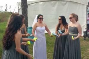 من أغرب ردود الفعل.. شاهدوا ماذا فعلت هذه العروس بعدما ألغي زفافها قبل عدة أيام من موعده!!