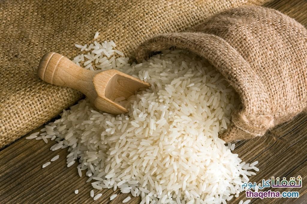 إنتبه.. الأرز البلاستيكي ربما في بيتك وانت لا تعلم