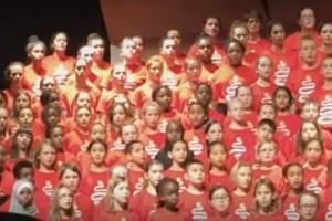 """""""طلع البدر علينا"""" يغنيها أطفال كنديين ترحيبا باللاجئين السوريين.. فيديو"""