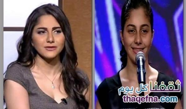 ياسمينا العلواني …. أضاعت طفولتها بعام واحد من الشهرة