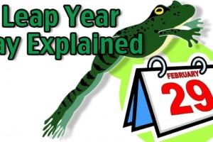 """سنة كبيسة 2016 """"Leap year"""" وما الذي سيحدث بحياتنا بسببها"""