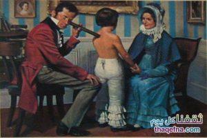 رينيه ليناك Rene Laennec الطبيب الفرنسي الخجول واحتفال جوجل بذكرى 235 لميلاده