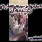 جني لم يتحمل صوت القرآن وخرج من جسد أحد المصلين .. شاهدوا بالفيديو