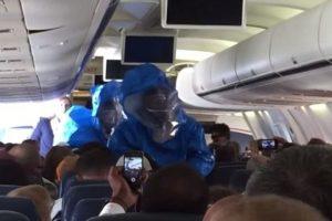 هل تتوقع ماذا يحدث إذا مات أحد الركاب على الطائرة وهي في الجو؟ لن تتخيل ماذا يحدث