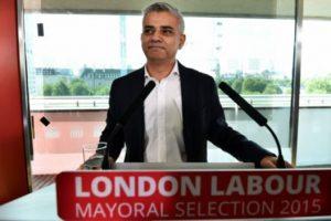 المسلم صادق خان عمدة للعاصمة لندن .. لأول مرة في التاريخ