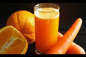عصير الجزر والبرتقال لنظر ثاقب وجلد لامع .. مفاجأة لم تكن تتوقعها