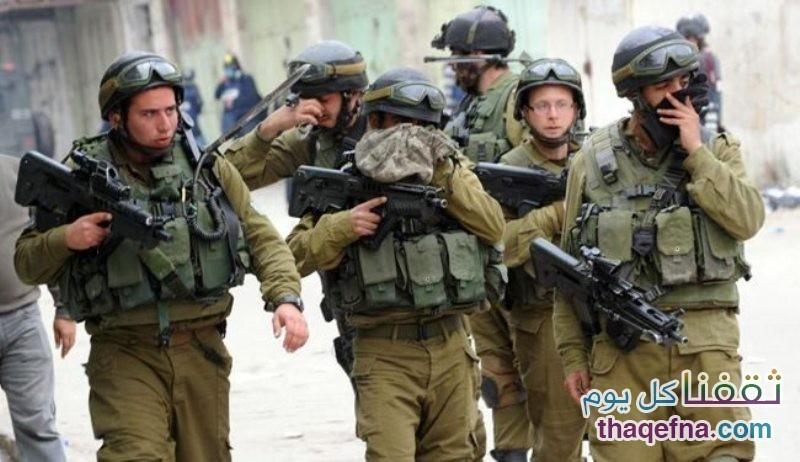 إصابة جندي بجراح وصفة بالخطيرة على حاجز مزموريا في بيت لحم
