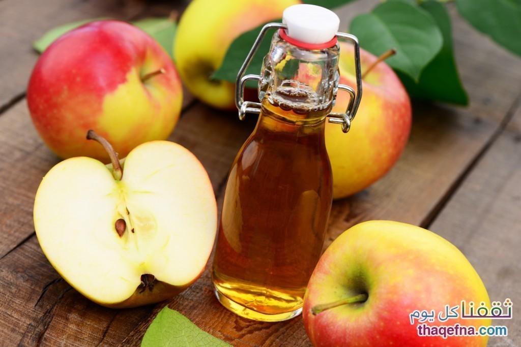 تعرفوا معنا على كيفية استخدام خلّ التفاح في تخسيس الوَزن