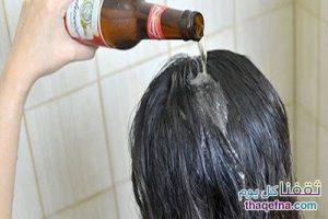مفاجأة أحصلي على شعر مثالي بعد غسل الشعربمشروب بريل مدة 6 أيام