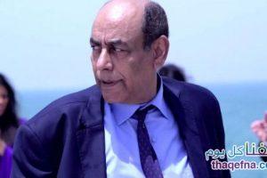زلزال يتسبب في إصابة الفنان الكبير أحمد بدير بحالة من الإغماء ونقله على الفور الى المستشفى