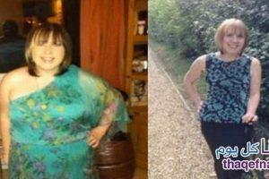سيدة ذات إرادة قوية خسرت 60 كيلو من وزنها .. ولكن ما حدث أن زوجها هجرها،، فما هو السبب!!