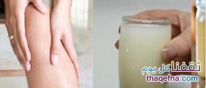 أفضل وصفة طبيعية من أجل علاج إلتهابات المفاصل وآلام العظام ومتواجدة في كل منزل