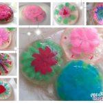 طريقة عمل كيكة قطرة المطر أو ما يسمى Raindrop Cake . . . أسهل وأبسط طريقة لعملها