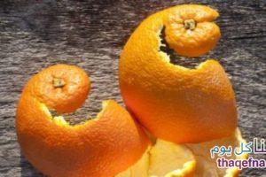 ثلاثة إستخدامات غريبة لقشور البرتقال لم تكن تعرفها من قبل وستدهشك كثيراً