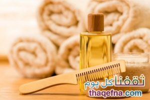 الوصفة السحرية لماسك الشعر الجاف والمبعثر و لزيادة نمو الشعر بإستخدام مواد طبيعية