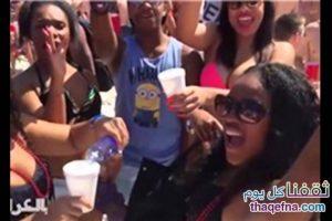 شاهدوا بالفيديو إغتصاب جماعي لفتاة على شاطيء بنما لتكتشف الضحية فيما بعد أنه تم تخديرها