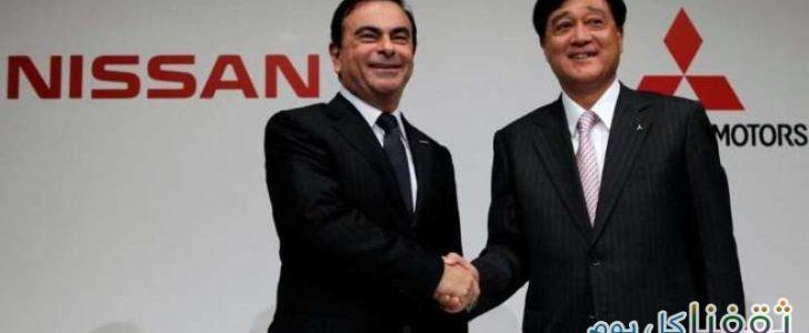 شركة نيسان للسيارات تستكمل عملية إستحواذها بشكل رسمي على شركة مبتسوبيشي