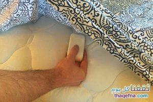 حقائق وإكتشافات … علاج سحري يجهله الكثيرين في وضع صابونة تحت الغطاء عند النوم والنتائج مذهلة