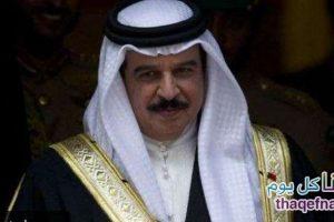 شاهدوا بالصور الإعتداء على سيارة ملك البحرين الشيخ حمد بن عيسى آل خليفة في لندن