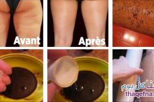 مفاجأة … التخلص من السيلوليت المزعج خلال أسبوع فقط بإستخدام القهوة وبنتائج مذهلة . . . جربيها بنفسك