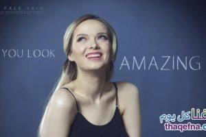 شاهدوا بالفيديو الفتاة الجميلة التي أثارت جنون الإنترنت وحصدت على أكثر من 22 مليون مشاهدة. .  فما هو السبب؟