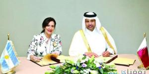 تبادل تجاري بين قطر والأرجنتين